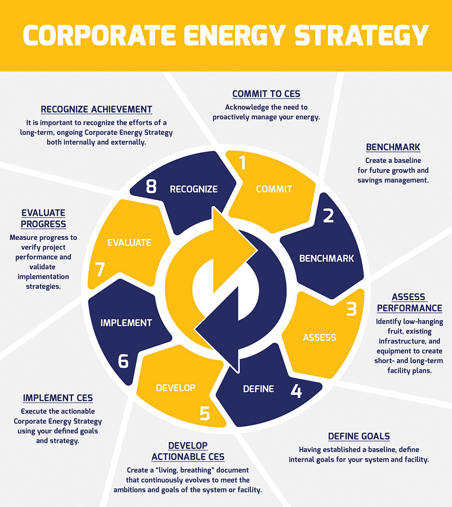 Ecom-Energy's Corporate Energy Strategy