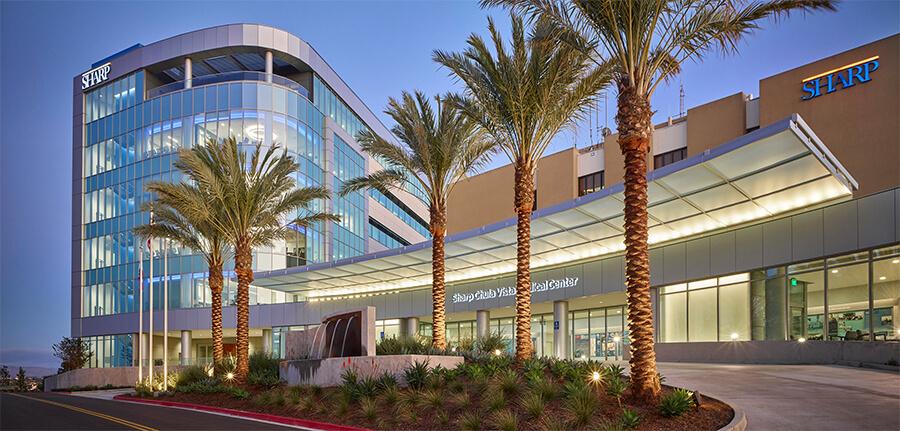 Sharp HealthCare Facility